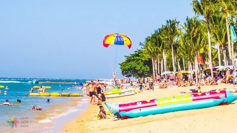 Jomtien Beach otelleri Pattaya'da nerede kalınır