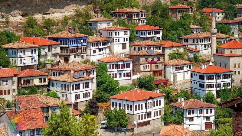 UNESCO Türkiye Safranbolu