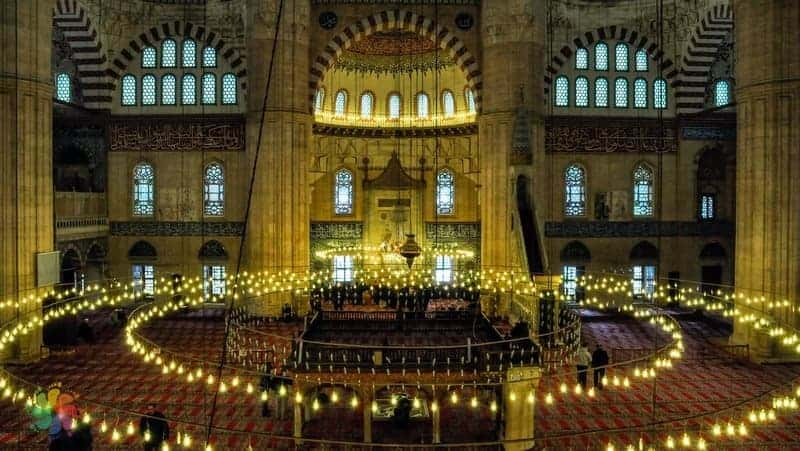 UNESCO Türkiye Selimiye Camii