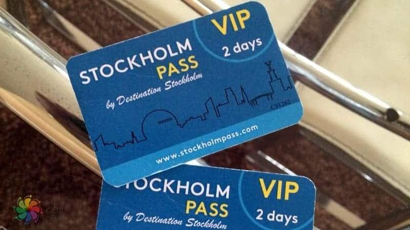 Stockholm şehir içi ulaşım Stockholm Pass
