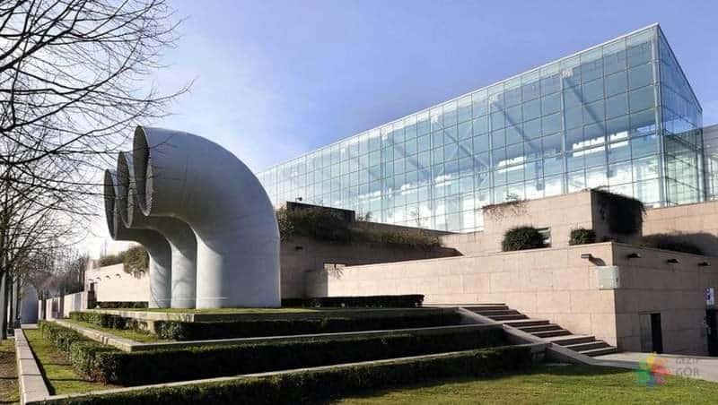 Museum of Modern and Contemporary Art strazburg gezilecek yerler