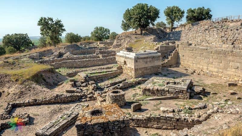 UNESCO Türkiye Troya Antik Kenti