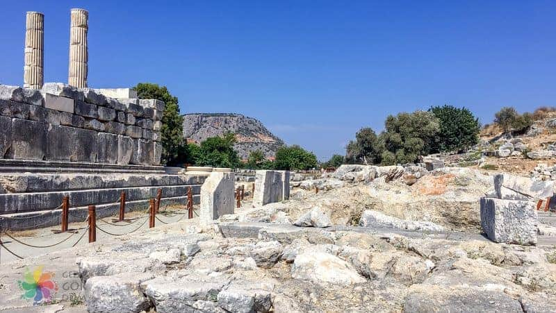 UNESCO Türkiye Xanthos Letoon