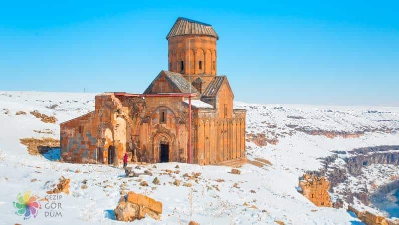 Unesco Dünya Mirası Listesi Türkiye Ani