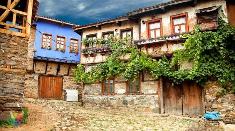 Unesco Dünya Mirası Listesi Türkiye Bursa Cumalıkızık