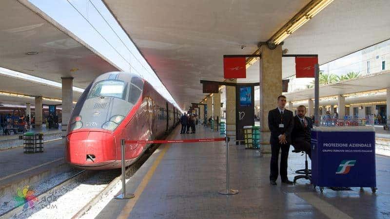 Avrupa ve İtalya içinden trenle Floransa ulaşım