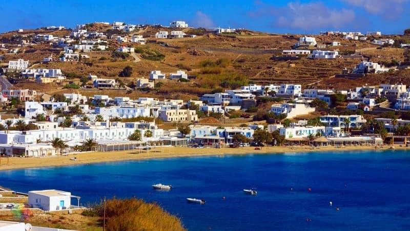 Agios Ioannis Mykonos'ta nerede kalmalı
