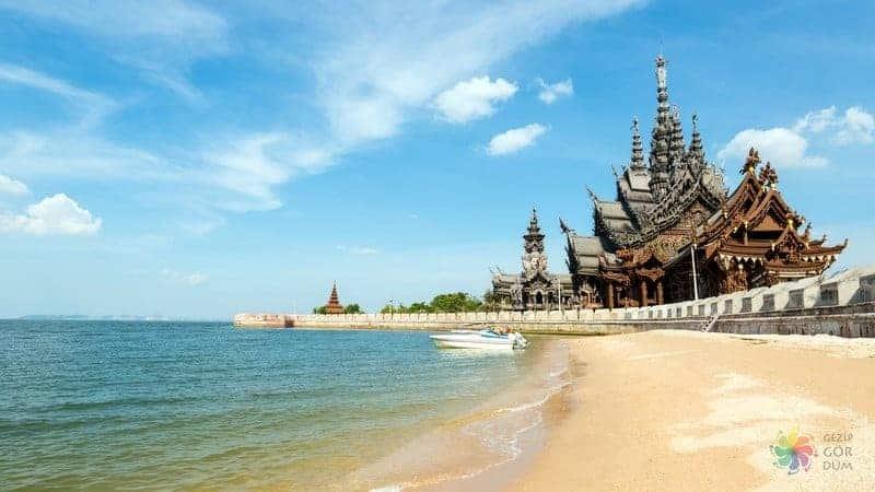 Pattaya gezilecek yerler listesi