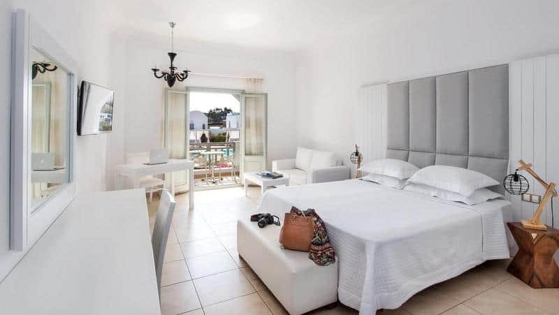 Santorini'de nerede kalınır otel tavsiyesi Astro Palace
