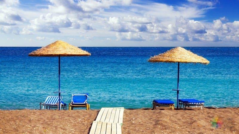 Santorini gezilecek yerler