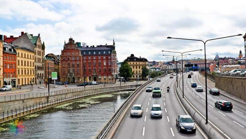 Stockholm ulaşım araç kiralama