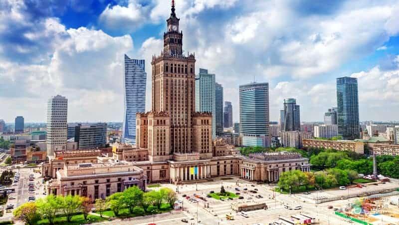 Varşova'da nerede kalınır şehir merkezi otelleri