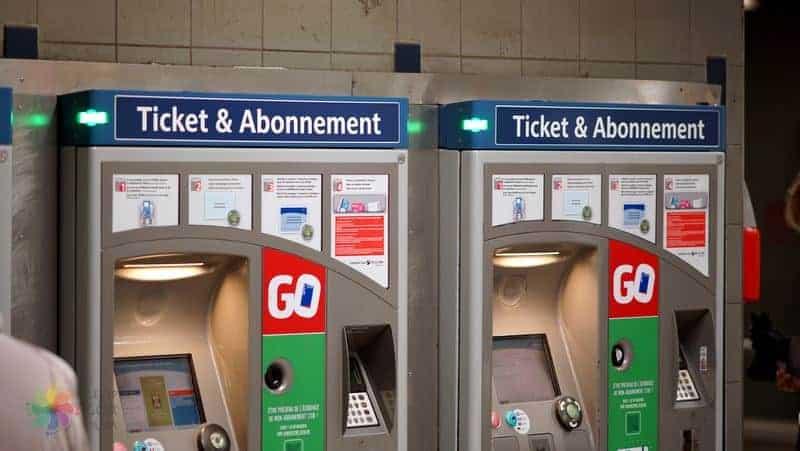Brüksel'de ulaşım bilet fiyatları