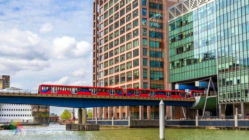 Londra'da ulaşım DLR