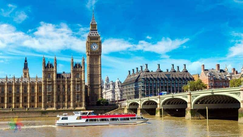 Londra'da ulaşım bot