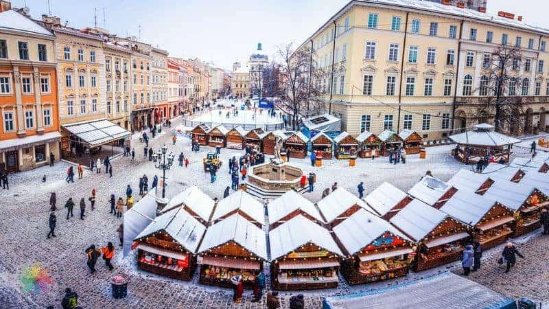 Lviv ulaşım rehberi