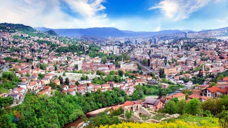 Saraybosna gezisi için en uygun zaman