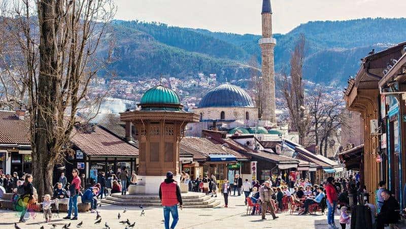 Saraybosna gezi rehberi blog