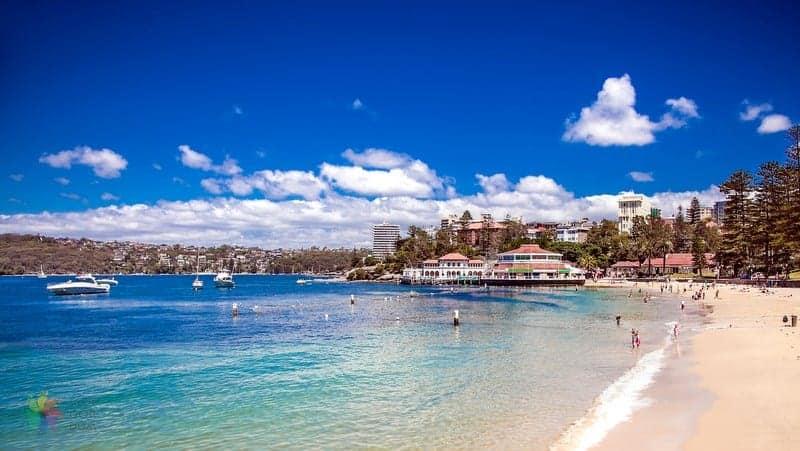 Sidney gezilecek yerler Manly Plajı