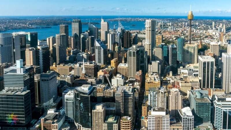 Sidney'de nerede kalınır Sydney Center CBD otelleri