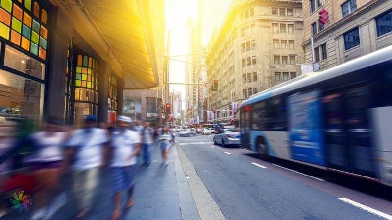 Sidney'de nerede kalınır şehir içi ulaşım araçları