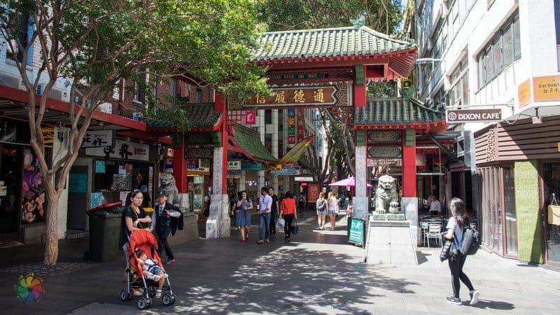 Chinatown Sidney'de görülmesi gereken yerler