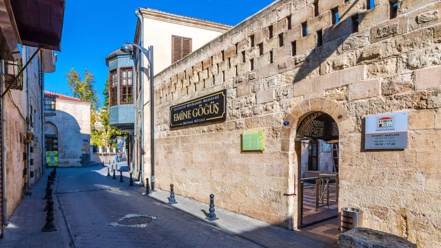 Emine Göğüş Mutfak Müzesi Gaziantep'te görülmesi gereken yerler