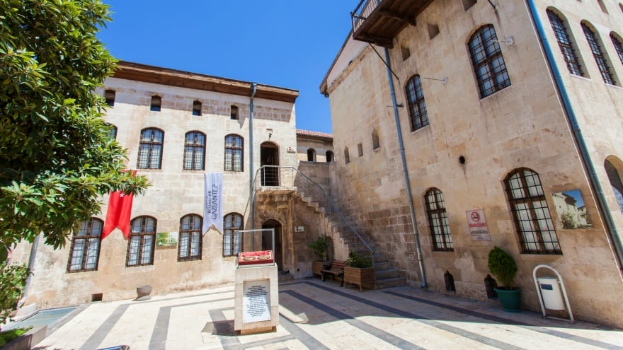 Atatürk Evi Gaziantep'te görülmesi gereken yerler