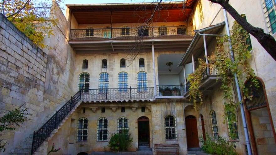 Hasan Süzer Etnografya Müzesi Gaziantep hakkında bilgiler