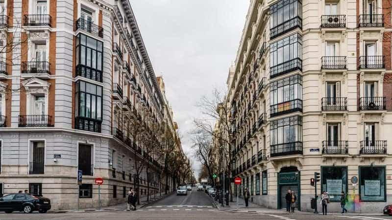 Madrid'de konaklama Salamanca