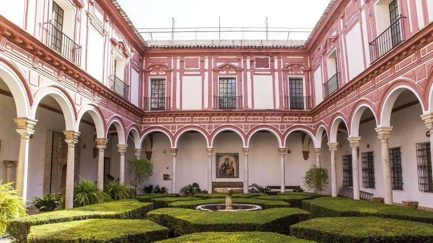 Sevilla gezilecek yerler Museo Bellas Artes de Sevilla