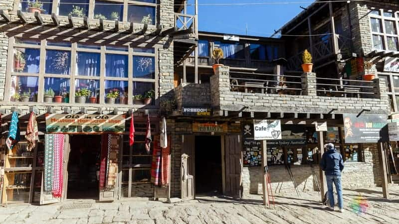 Tek başına Nepal turu bütçe