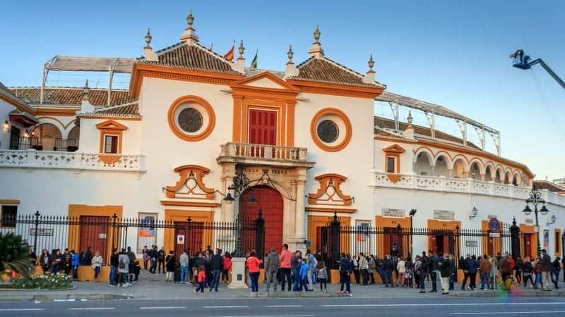 Sevilla'da gezilecek yerler Arena