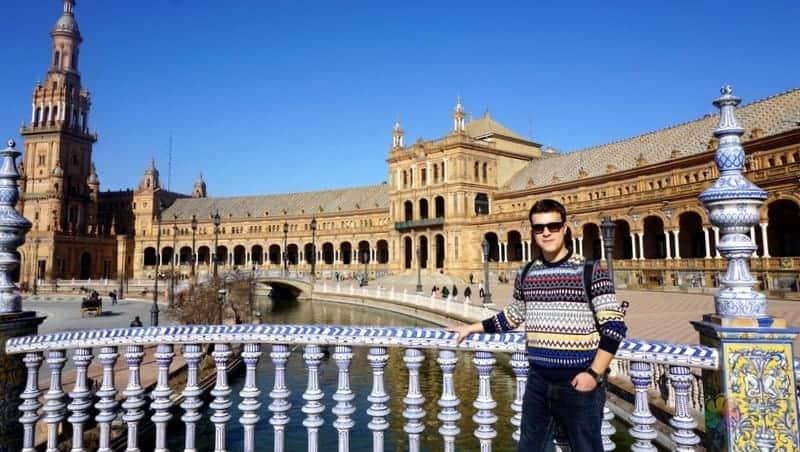 Sevilla gezilecek yerler, Sevilla gezi notlar