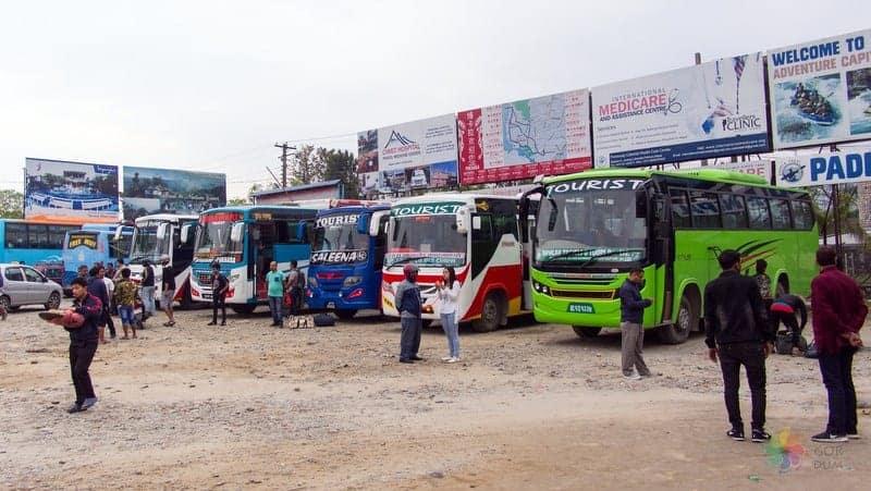 Tek başına Nepal turu Pokhara