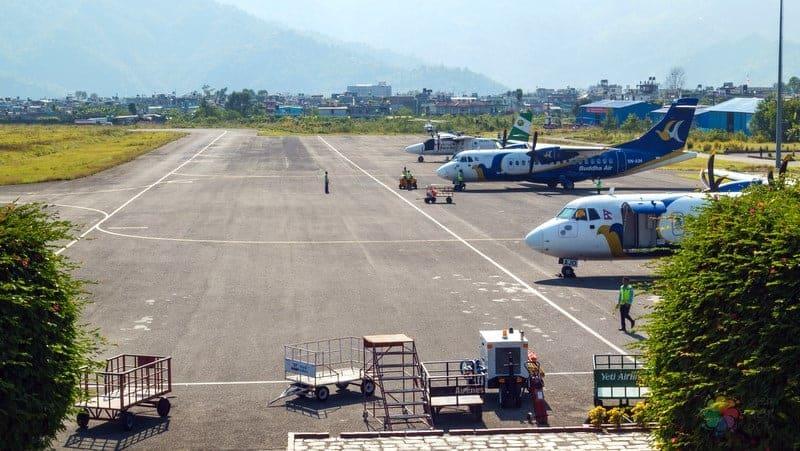 Tek başına Nepal turu ulaşım