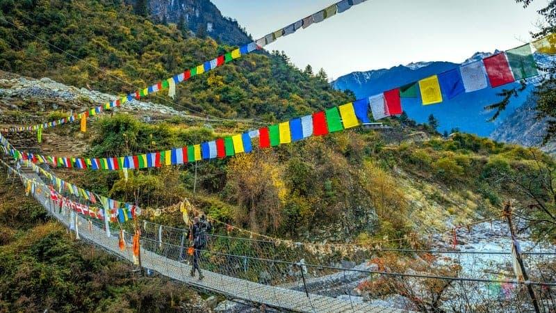 Tek başına Nepal turu tavisyeler