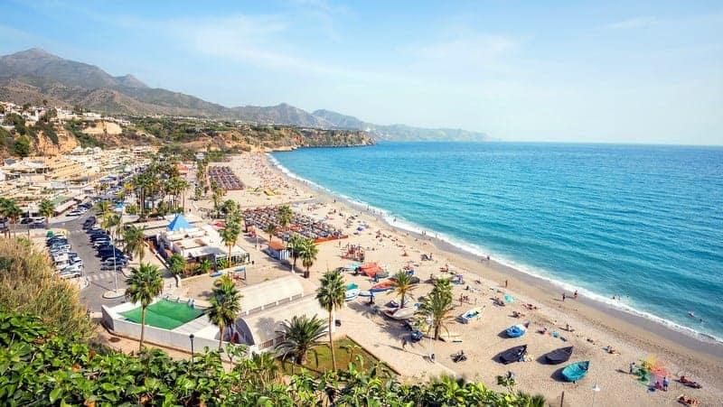 Costa del Sol Malaga Endülüs tatili