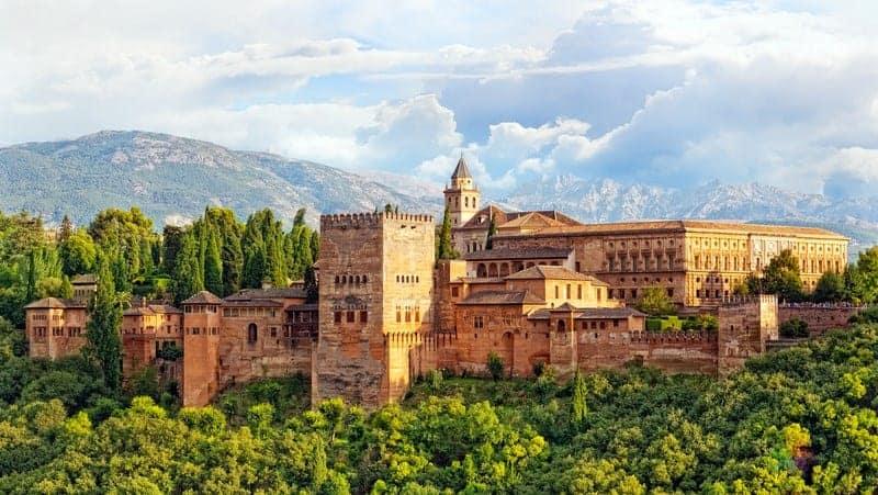 Endülüs turu Granada