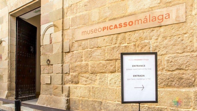 Picasso Müzesi Endülüs turu