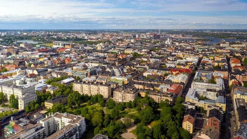 Punavuori otelleri Helsinki'de nerede kalınır