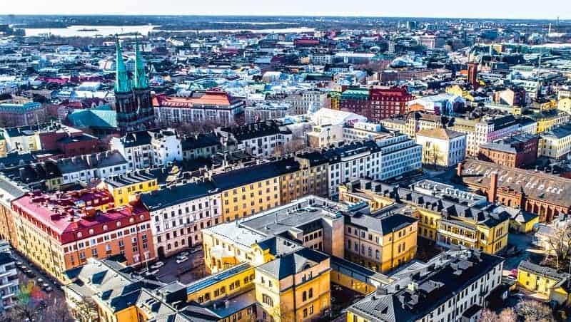 Helsinki'de nerede kalınır şehir merkezi otelleri
