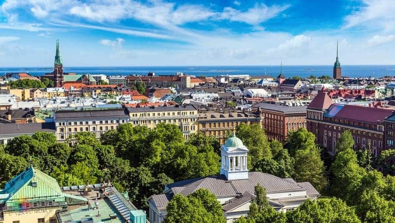 Helsinki'de nerede kalınır blog rehberi, şehir merkezi otelleri