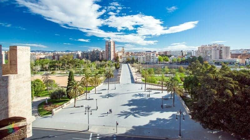 Extramurs Valencia'da nerede kalmalı