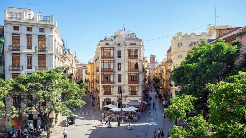 Barrio del Carmen Valencia gezilecek yerler