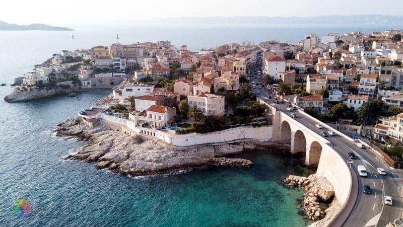 Marsilya'da nerede kalmalı La Corniche otelleri