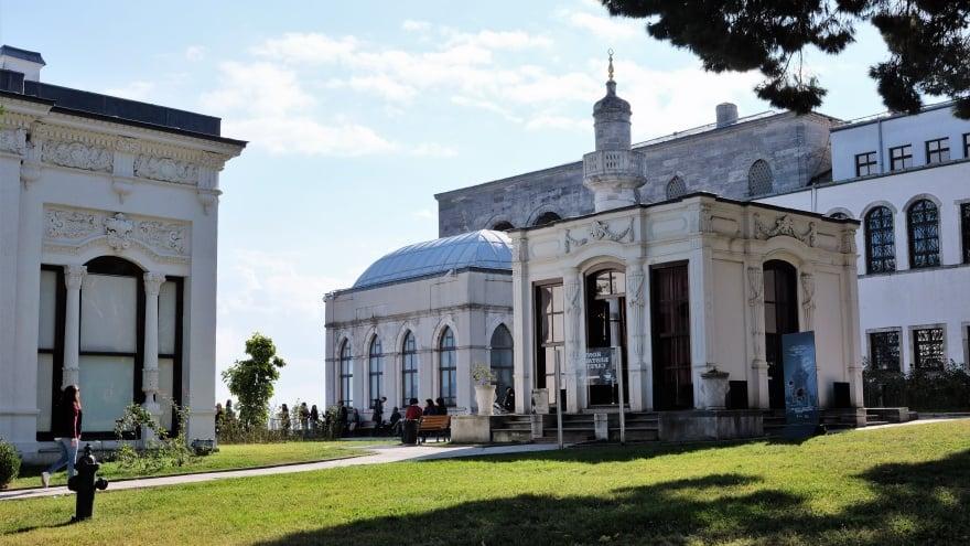Sofa Camii Topkapı Sarayı