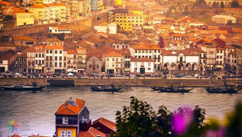 Via Nova de Gaia Porto'da nerede kalınır