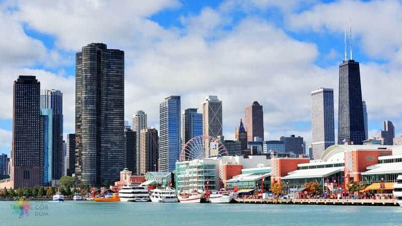 Navy Pier Chicago gezi rehberi