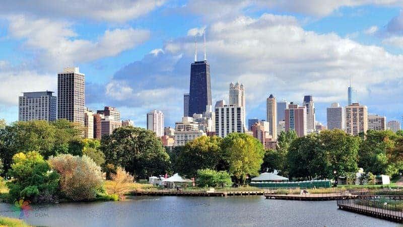 Chicago gezilecek yerler blog